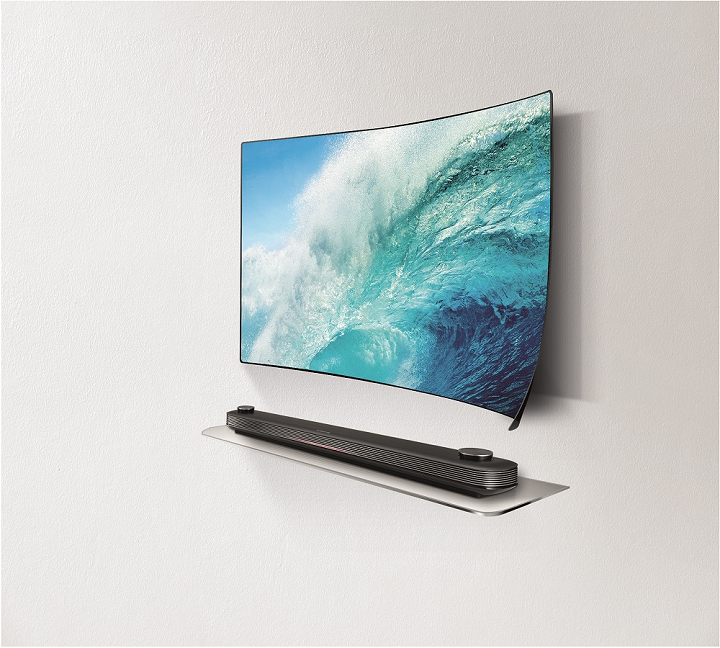 LG SIGNATURE OLED TV W series