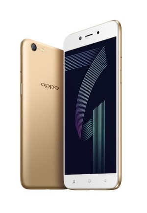 OPPO A71 Gold in GITEX Shopper - AED699