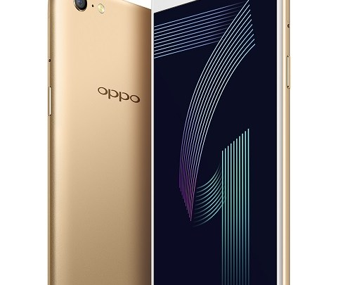 GITEX NEWS – Oppo showcase their latest mid-range smartphone Oppo A71 for GITEX Shoppers