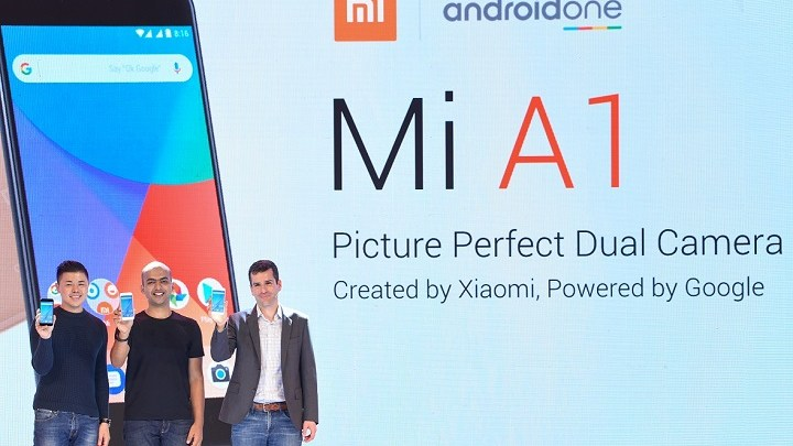 Xiaomi's launched MI A1 (Android One) smartphone & to get Android Oreo upgrade