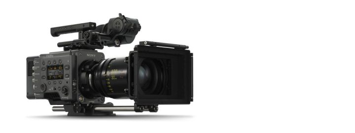 Sony's VENICE -First 36x24mm Full-Frame Digital Motion Picture Camera System