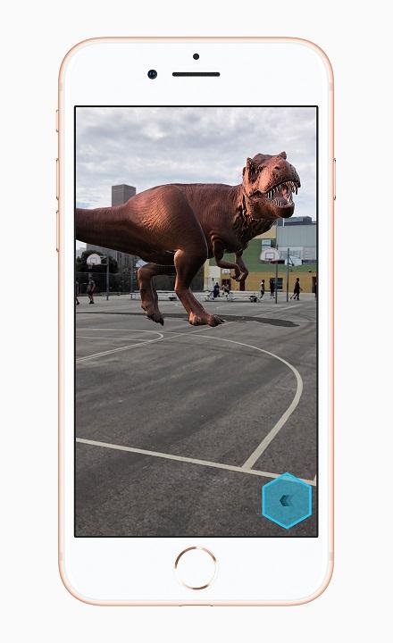 iPhone 8 & iPhone 8 Plus ultimate AR experience
