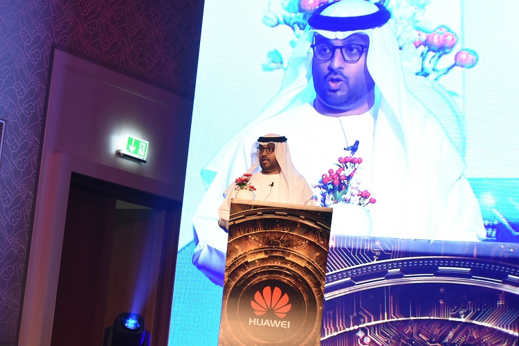 Ahmad Al Mahri of The Executive Council of Dubai