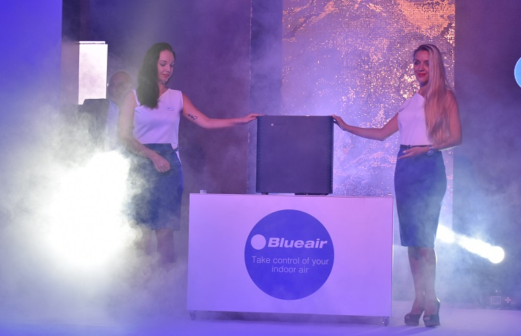 BlueAir launches Smart Air Purifiers in Middle East