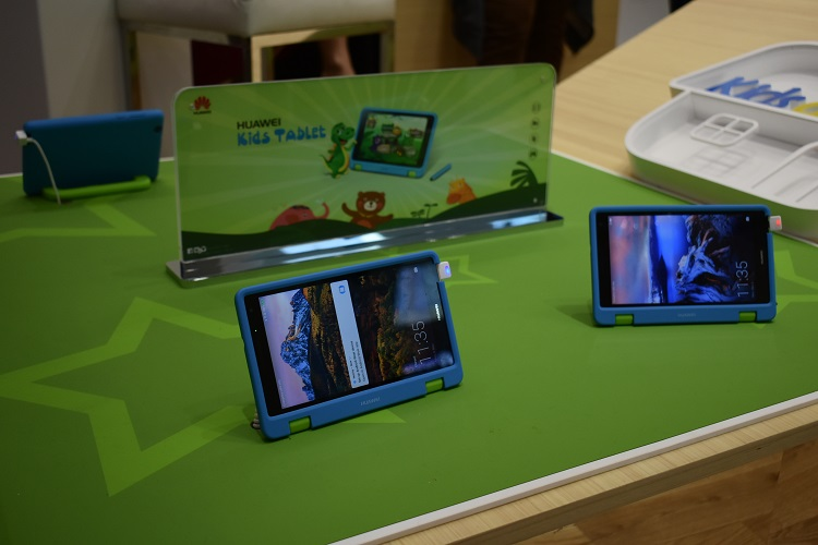 Dedicated Huawei tablets for Kids
