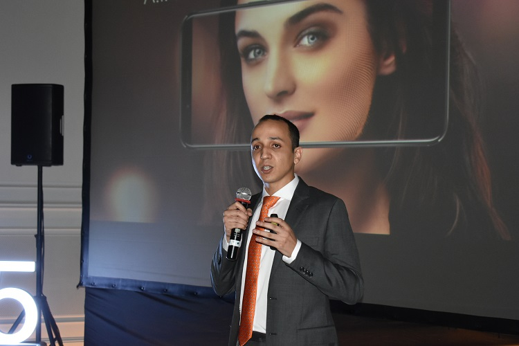Mohammad Naoufel Madih,Marketing Manager - Oppo Gulf