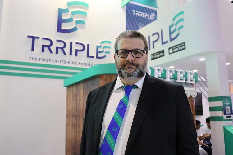 Paolo Gagliardi, Chief Executive Officer, Trriple