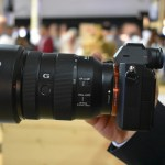 Sony α7R III Camera - side view
