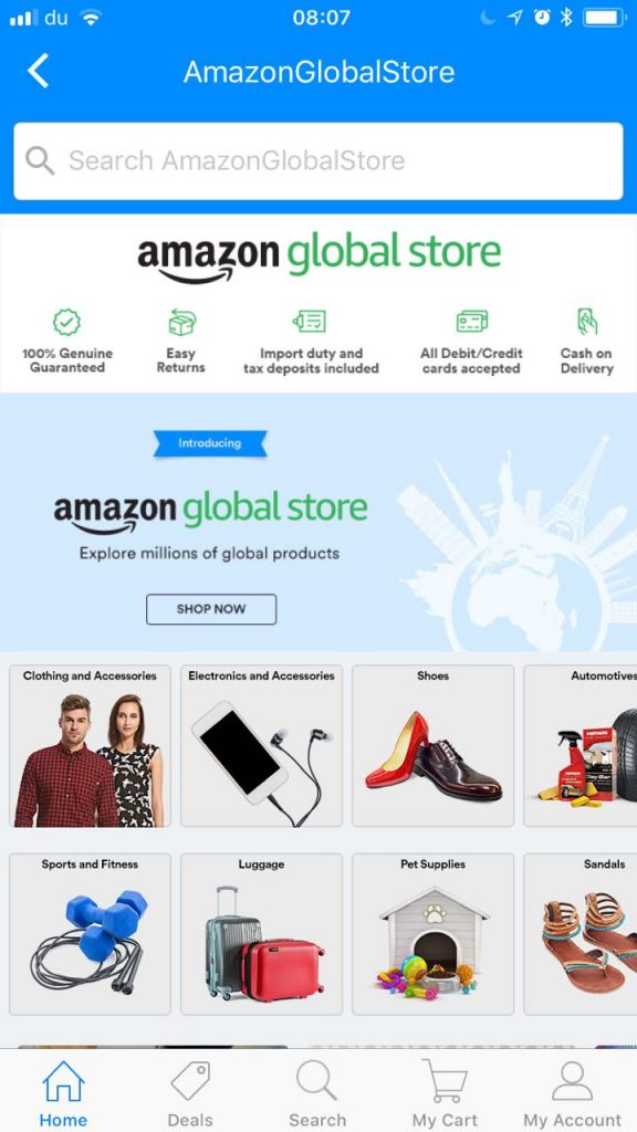 Amazon Global Store_SOUQ