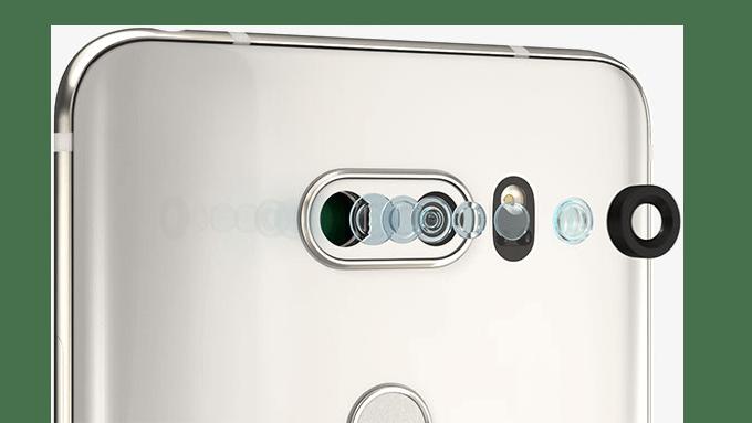 LG V30+Dual Camera