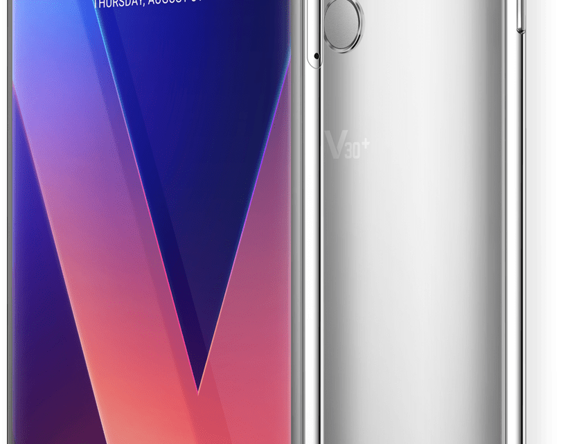LG Launches LG V30+ for UAE Market with price AED 3,049 – News