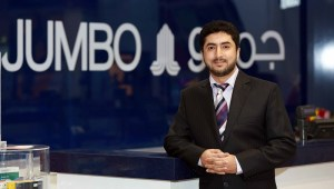 Nadeem Khanzadah, Head of OmniChannel Retail, Jumbo Group