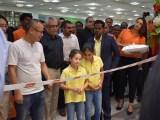 Xiaomi 2nd Store opening - Cutting ribbon