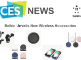 Belkin Unveils Wireless Accessories in CES 2018