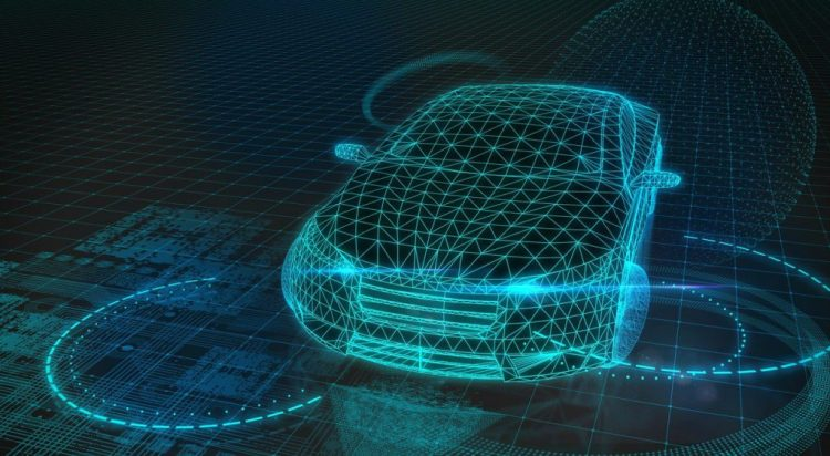 Autonomous car - LG Technologies partners with Here Maps