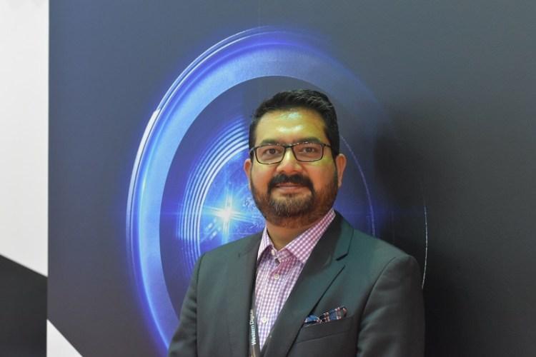 Khwaja Saifuddin, Senior Sales Director, Western Digital, India, Middle East and Africa.