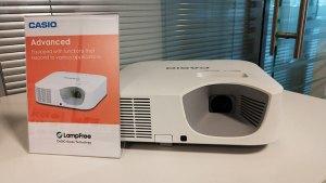 Casio-Mercury-free-Projector