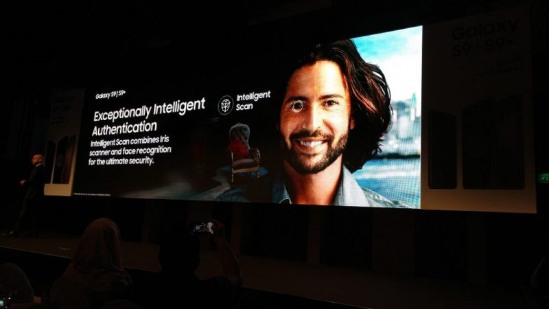 SamsungS9- Intelligent Scan
