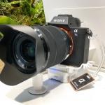 Sony Aplha 7M3 camera