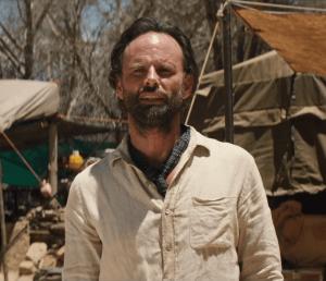 Walton Goggins as Mathias Vogel in Tomb Raider 2018