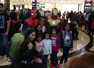 Fans-dressed-up-for-Avengers_Infinity-War-Premiere-at-Vox-Cinemas-in-MOE,-Dubai