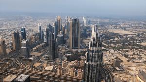 View-from-level-112-at-Burj-Khalifa