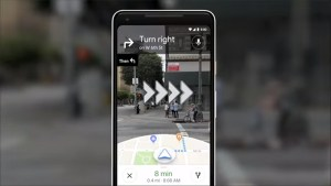 Google-Maps-with-AI-Camera-for-direction
