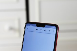 OPPO-F7- Small Notch