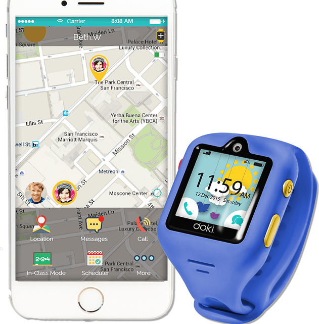 Kid's smartwatch maker Doki Technologies' get support from Tata Communications for international expansion