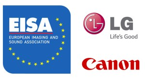 LG & CANON products wins EISA Awards