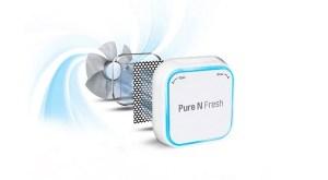 LG Insta Door_in_Door Refrigerator - Hygiene Fresh Plus filter layers