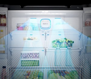 LG Insta Door_in_Door Refrigerator - Hygiene Fresh Plus filter