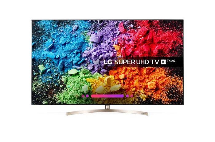 LG SUPER UHD TV AI ThinQ (model 65SK9500)