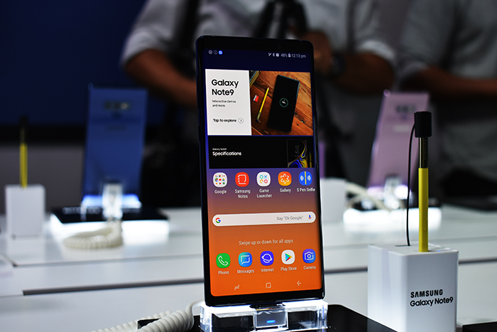 Samsung-Galaxy-Note9-at-the-launch