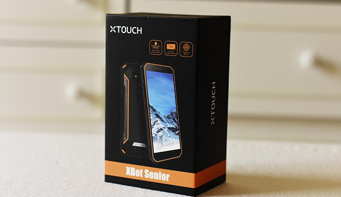 Review of Xtouch's XBot Senior Smartphone – 2018