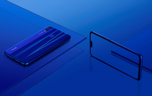 Honor 8X blue - Coming Soon