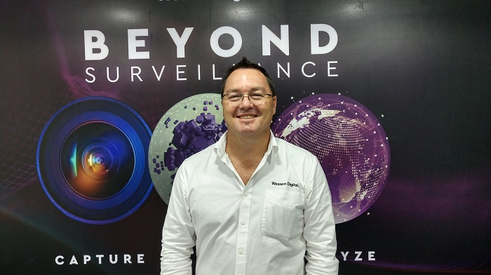 Interview with Brad Bennett of Western Digital about Beyond Surveillance