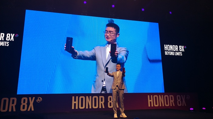 Honor launches the Honor8X for Middle East Market