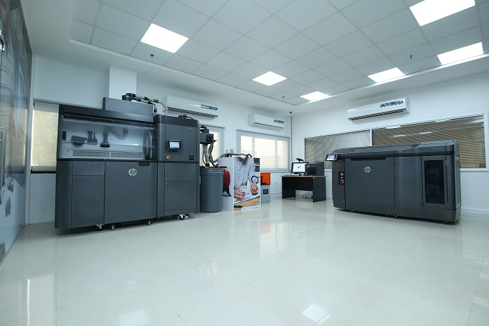 Jumbo 3D Manufacturing Units