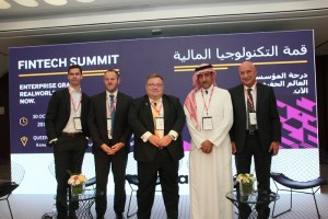 One of the prominent panelist for Fintech Summit 2018