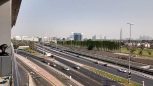 View from Aloft Hotel At City Center Deira - 1