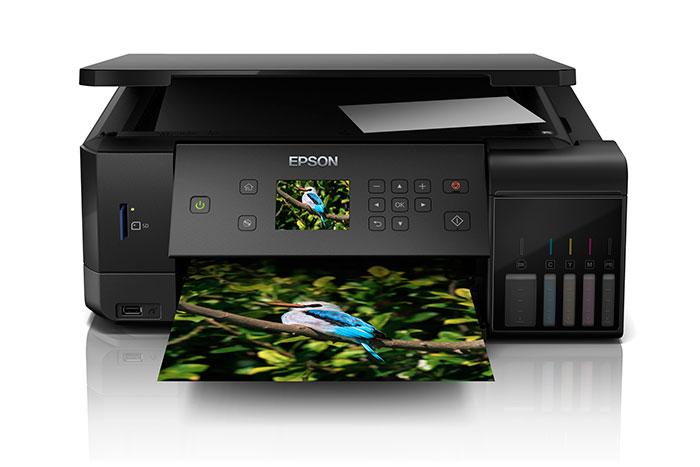 Cost effective Epson's new EcoTank photo printers