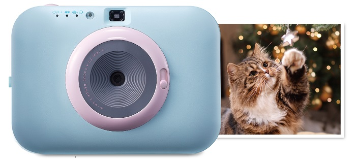 LG-PC389 Pocket Photo Snap