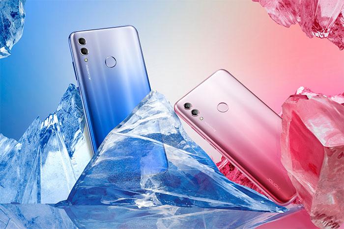 HONOR10Lite_Sky-Blue_&_Shiny_Red_Smartphones