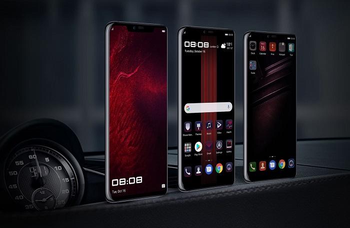 Huawei-Mate-20-RS-customized-UI