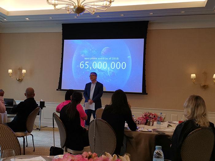 David-Wang,-UAE-Country-Manager,-HUAWEI-CBGO-addressing-the-media
