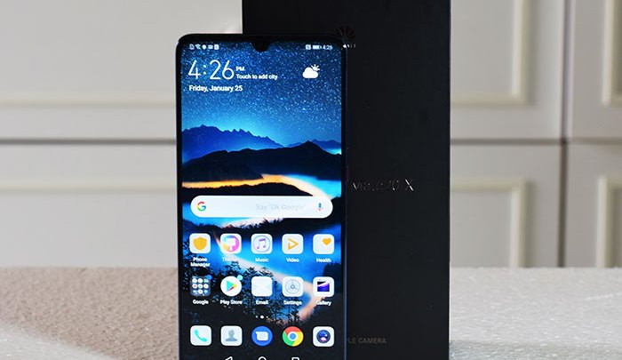 "Review of Huawei Mate 20 X Smartphone ""The big & powerful gaming phone"""