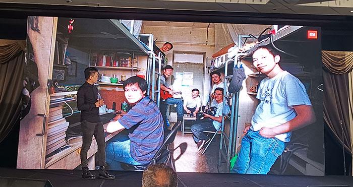 Xiaomi-first-Core-team