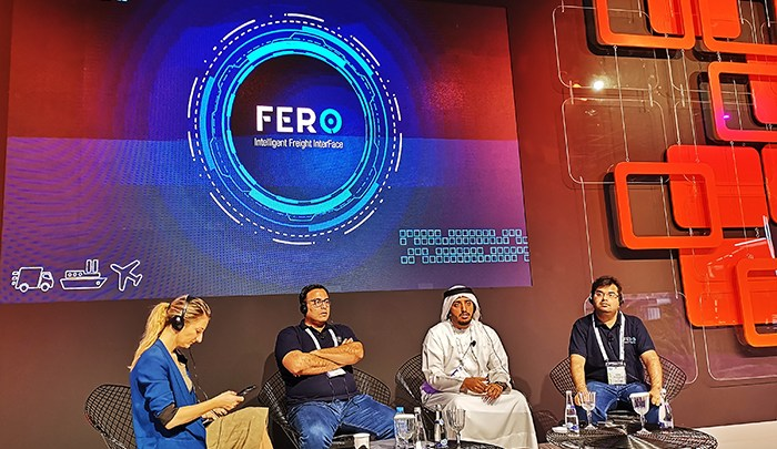 Fero officially introduces TiA (Ai Voice Agent for the Logistics Industry) at the AI Everything