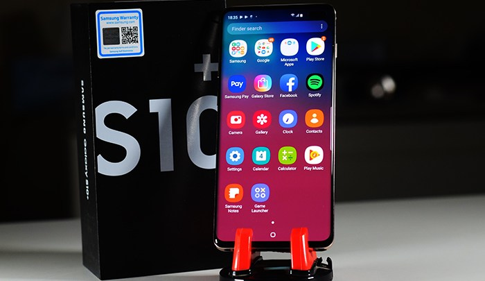 Review of Samsung Galaxy S10+(1TB ROM+ 12GB RAM) Smartphone